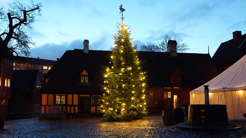 Christmas at Den Gamle By