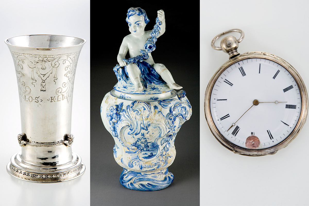 Visit the Gallery of Decorative Arts